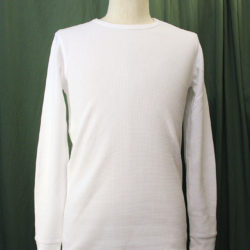 WATERS Clothing Tharmal L/S TEE White front