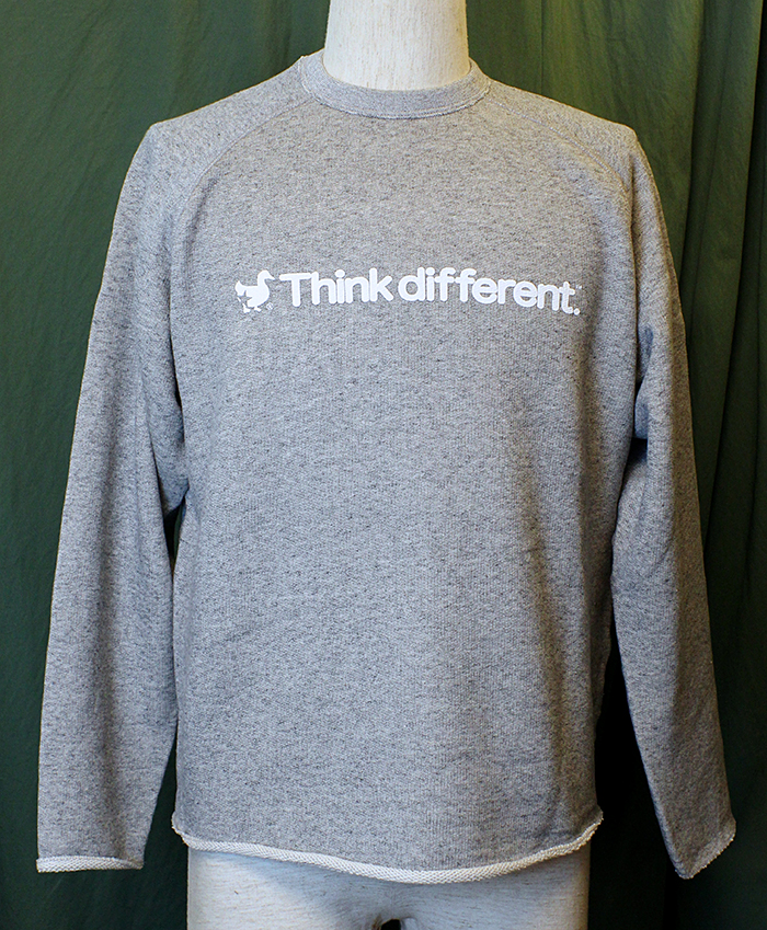 Cornerius Amaca Think different L/S Sweat