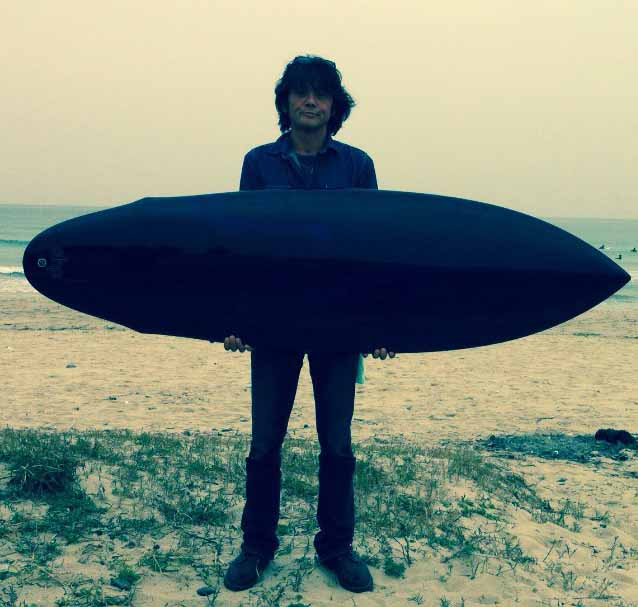 chp Surfboard 中村大輔