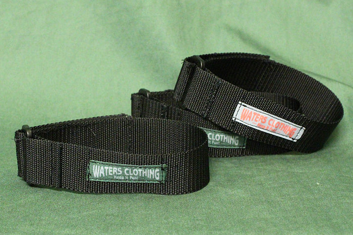 WATERS Clothing Belt for Wetsuits