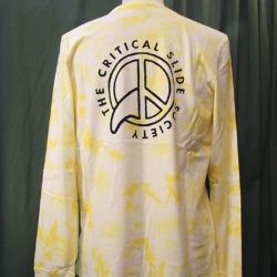 TCSS. The Critical Slide Society Peace Pipe L/S TEE Back
