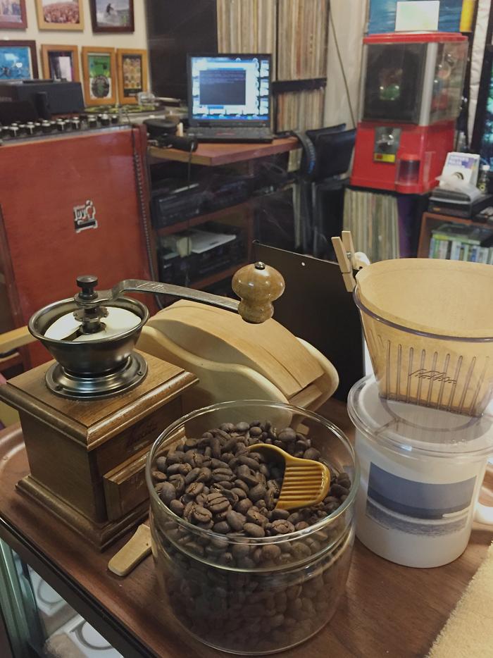 インドネシアアラビカコーヒー