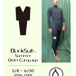 BlackSuits Summer Order Campaign