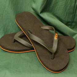 TLS Tools Beach Sandals Brown