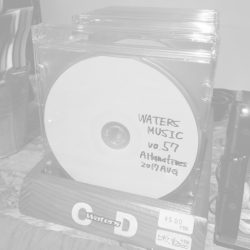 WATERS Music CD