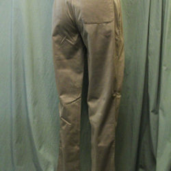 WATERS Clothing 3Layer Pants Olive back
