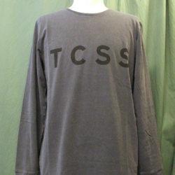 TCSS. TRUSTY L/S TEE Phantom