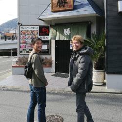 いってみたかった海鮮丼のお店、勝