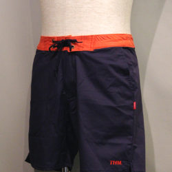 THM-0434 Bi-Color Standard Baggies Navy front