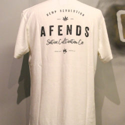 Afends Sative Co TEE back