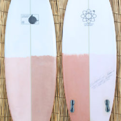 "ATOM Surfboard H-HC 5'6"" Used"