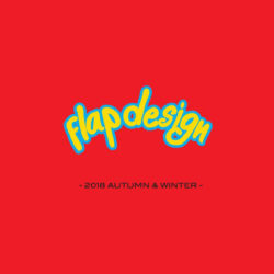 Flap Design 2018 Fall & Winter WEB Catalogue