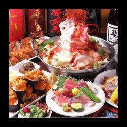 豪華料理でお腹いっぱい!