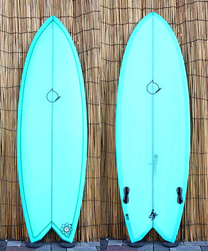 ATOM Surfboard 「Mach-Ⅱ」(マッハツー)