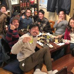 ΩΩΩ 12/28(土)19時から飲み会