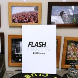 Flash Packer 2019 Spring & Summer カタログ
