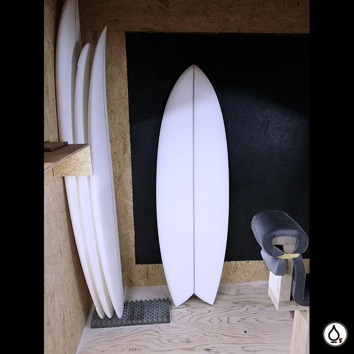 ATOM Surfboard Mach-Ⅱ