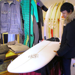 ATOM Surfboard Y.F.D.モデル