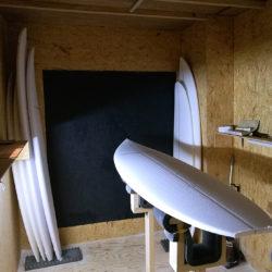 ATOM Surfboardのフォームがたくさん届きました