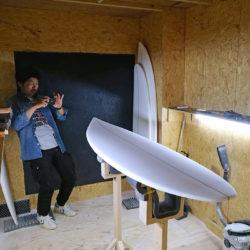 ATOM Surfboard F-46 ver.2