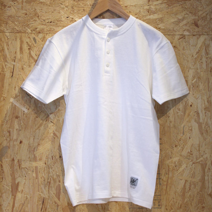 WATERS Clothing Henry Neck TEE