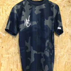 WATERS Clothing Mesh TEE Navy Camo