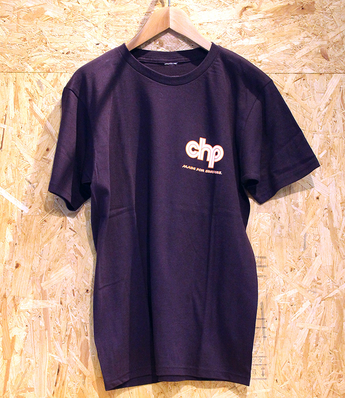 chpオリジナルTEEシャツパープル