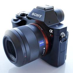 Sony a7R フルサイズミラーレス