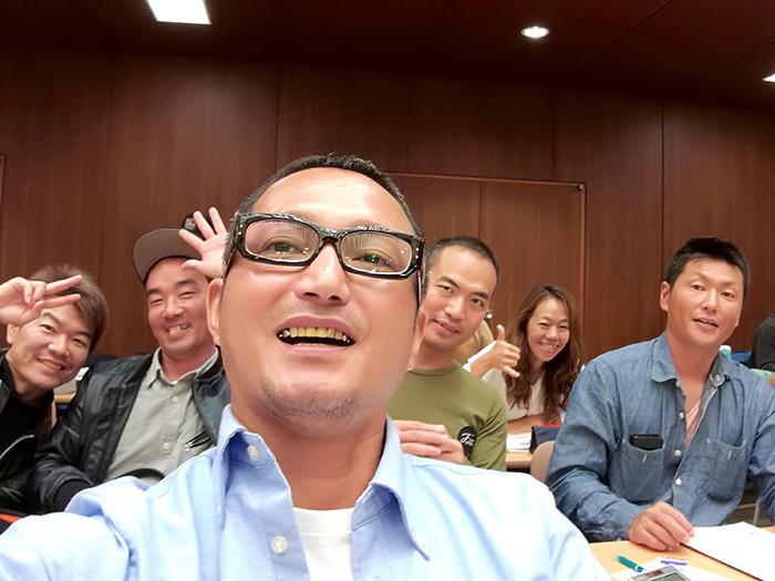 東京で行われたNSAジャッジ講習会を受講。