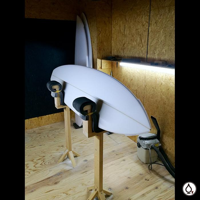 ATOM Surfboard