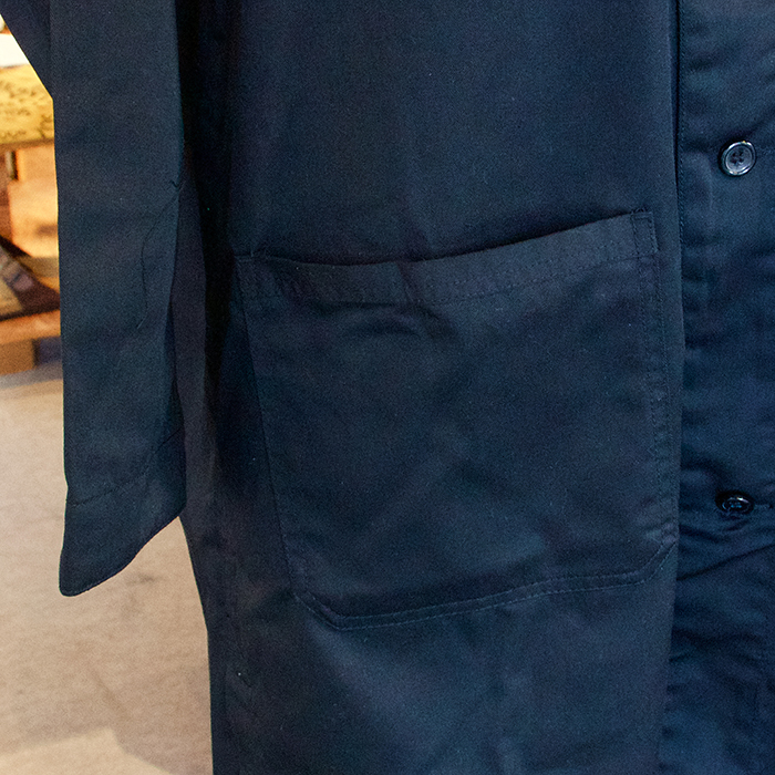 WATERS Clothing Work Coat side pocket