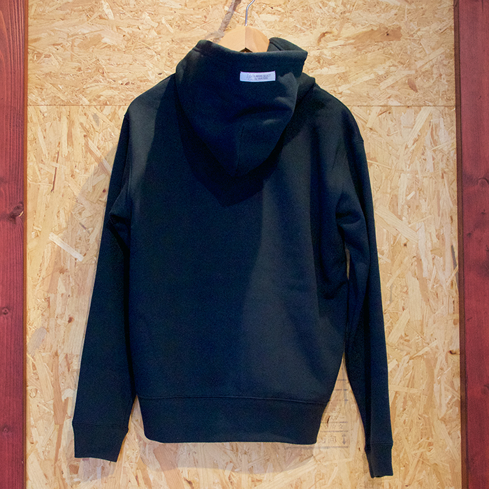 WATERS Clothing Zip Up Parker back