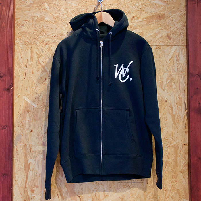 WATERS Clothing Zip Up Parker front