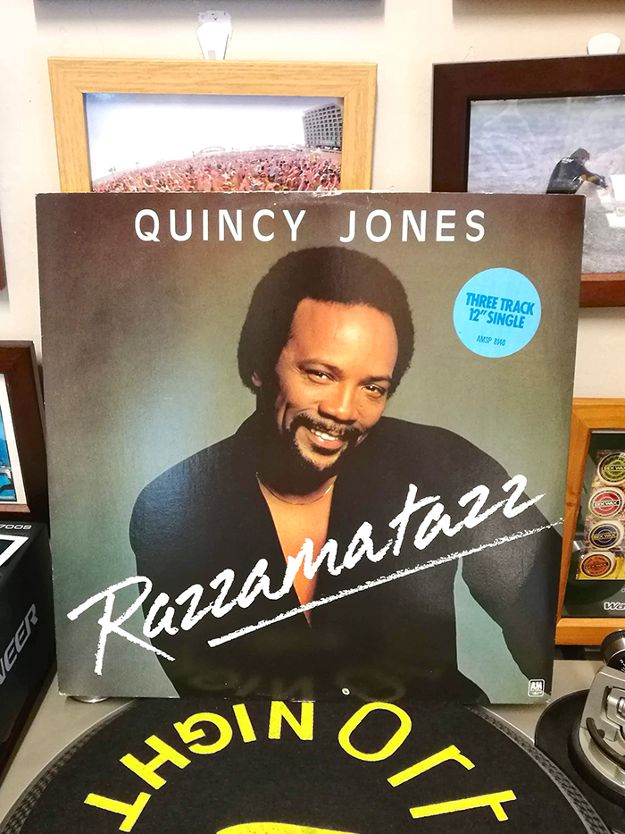 Razzmatazz - Quincy Jones