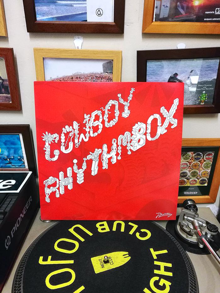 Terminal Madness - Cowboy Rhythmbox