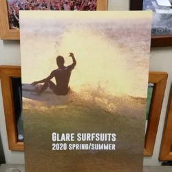 GLARE Surf Suits 2020 Spring & Summer展示会