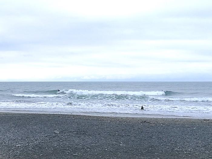 きのうの海