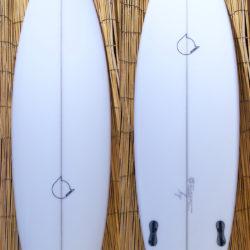 "ATOM Surfboard Squawker model 5'11"""