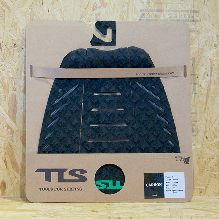 TLS Deckpad Carbon