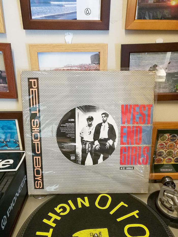 West End Girl - Pet Shop Boys