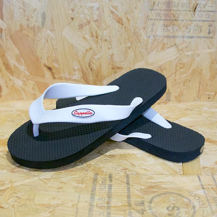Cappella Sandals black/white
