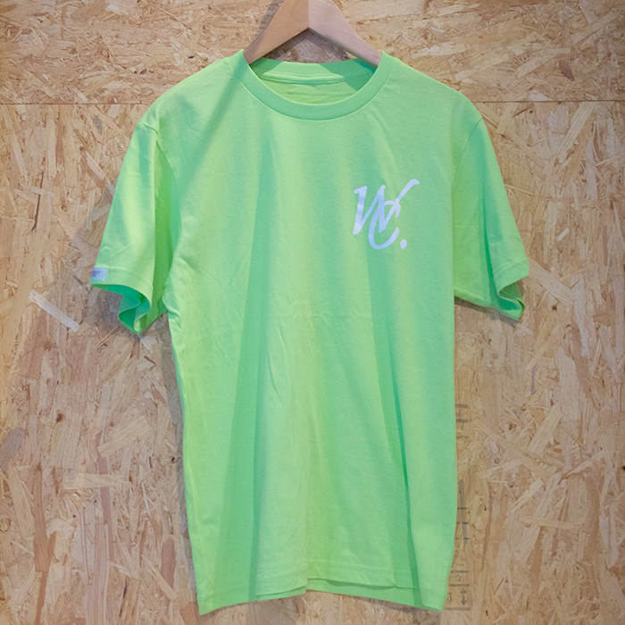 WATERS Clothing Light TEE Green