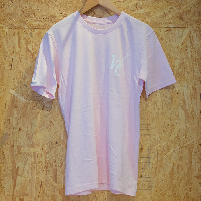 WATERS Clothing Light TEE Pink