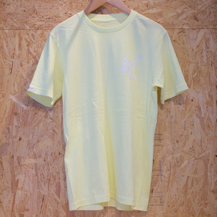 WATERS Clothing Light TEE Yellow