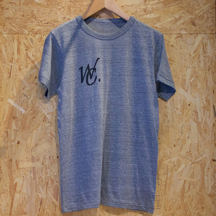 WATERS Clothing Triblend TEE Grey