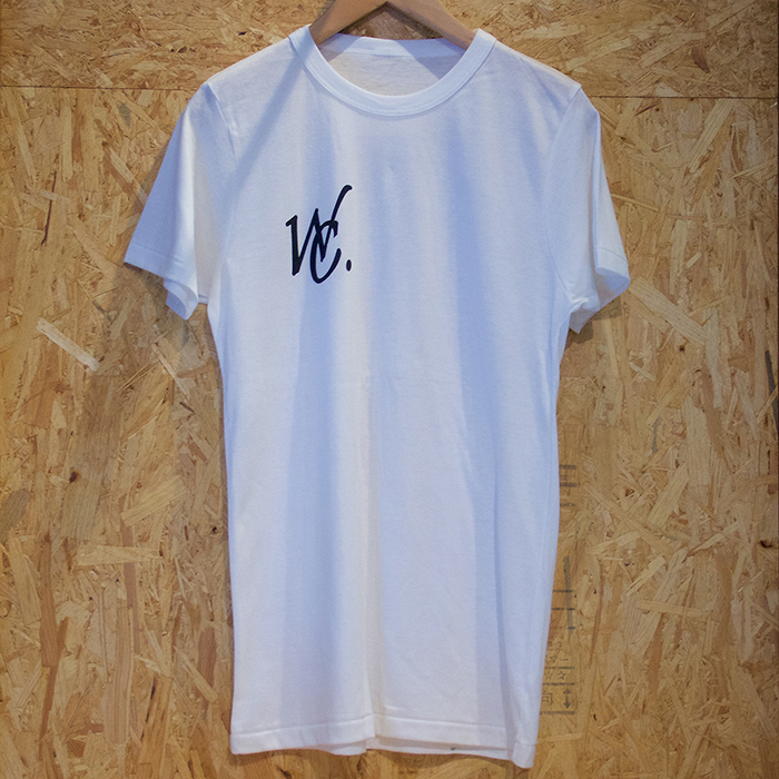 WATERS Clothing Triblend TEE White