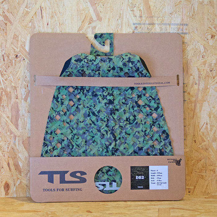 TLS Deckpad DB2 green camo