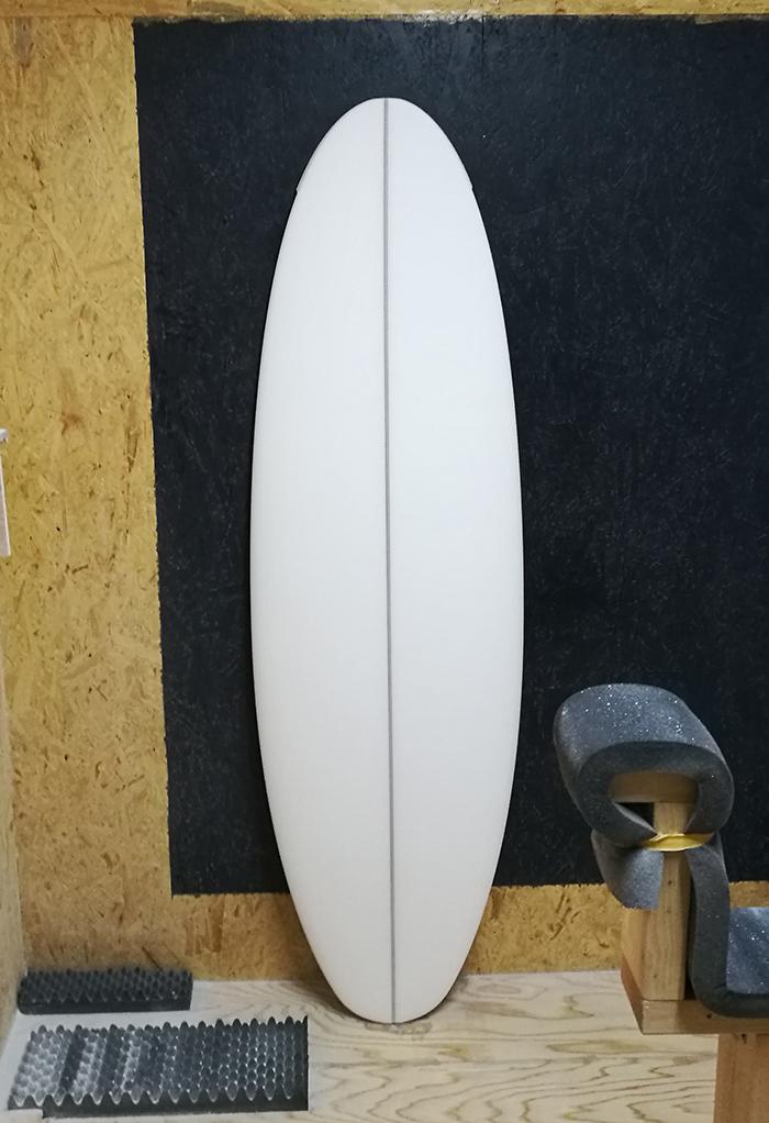 "ATOM Surfboard dab mods. 5'7""プリシェープ"