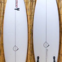 "ATOM Surfboard Latest 5'11"" used アイキャッチ画像"