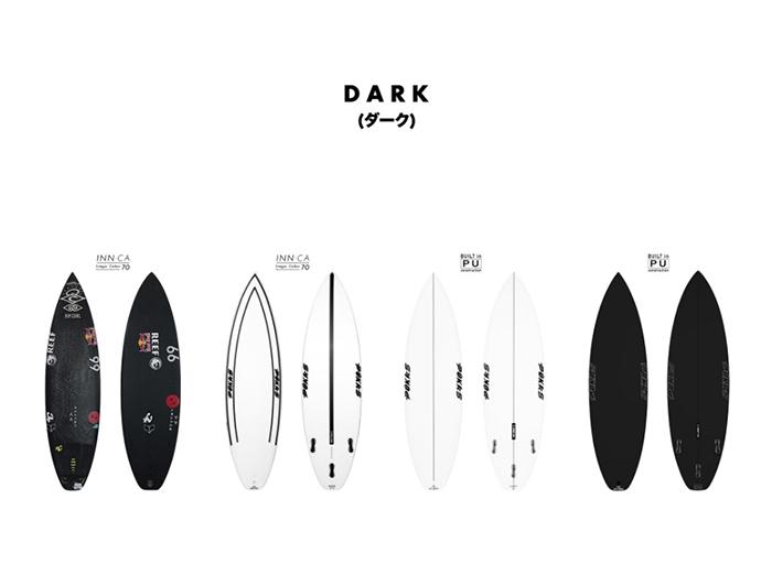 ミックファニング絶賛のモデル、Dark